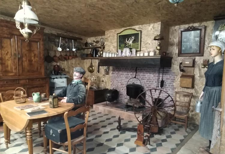 Musée Le Pot au Lait | Villaines-la-Juhel